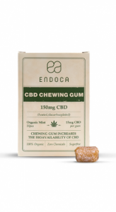 cbd_oil_chewing_gum_150mg_cbd_with_gum_from_endoca.com